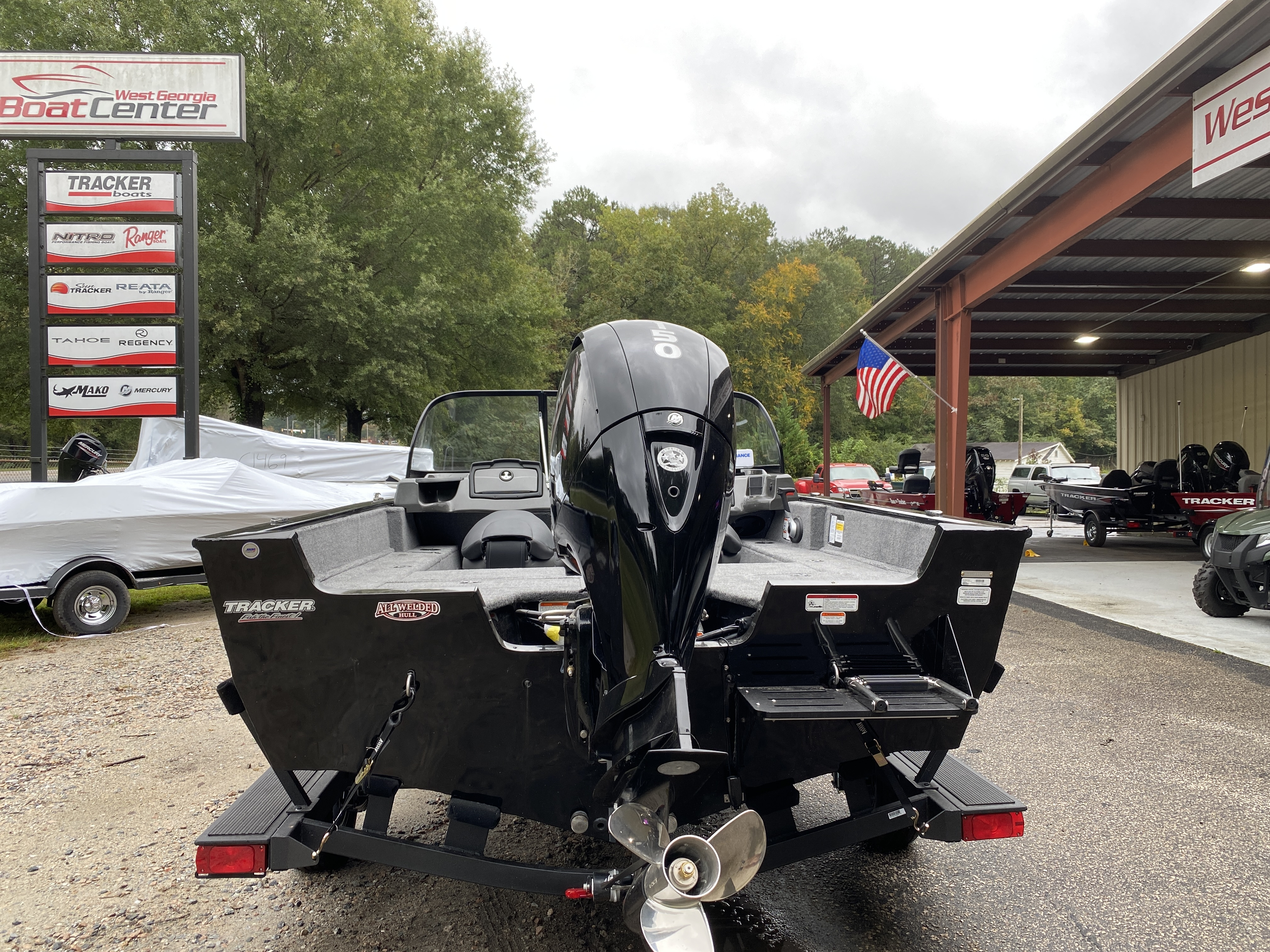 2021 Tracker Boats boat for sale, model of the boat is Pro Guide V175 CB w/150XL 4S & Image # 29 of 43