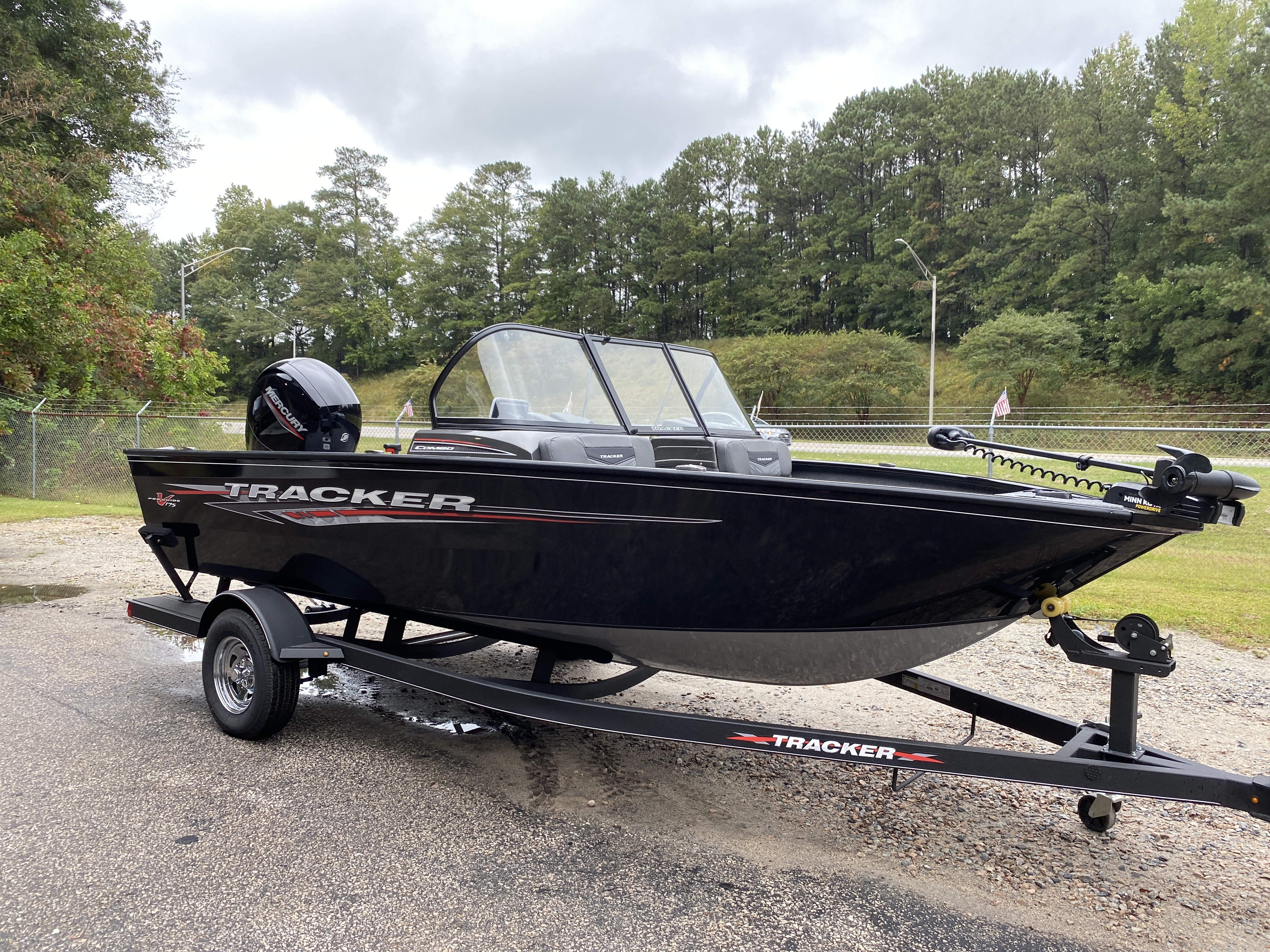 2021 Tracker Boats boat for sale, model of the boat is Pro Guide V175 CB w/150XL 4S & Image # 35 of 43