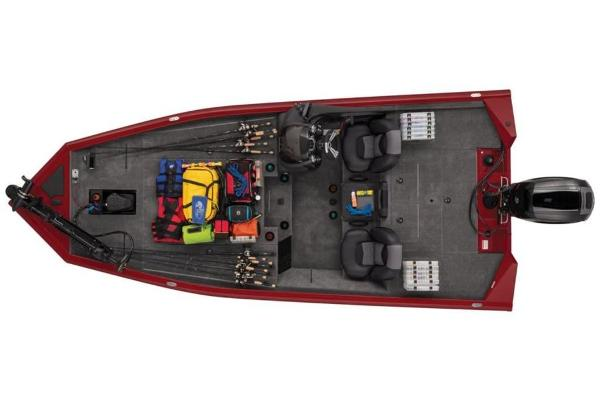 2022 Tracker Boats boat for sale, model of the boat is Pro Team™ 195 TXW Tournament Ed. & Image # 4 of 35