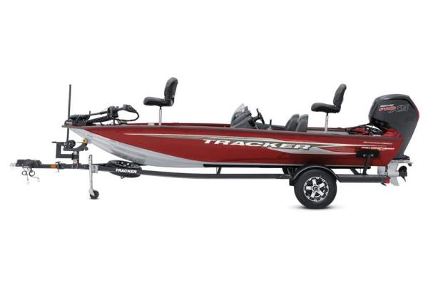2022 Tracker Boats boat for sale, model of the boat is Pro Team™ 195 TXW Tournament Ed. & Image # 34 of 35