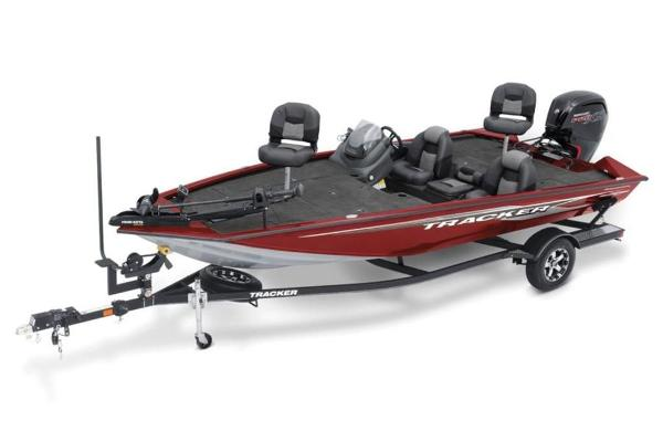 2022 Tracker Boats boat for sale, model of the boat is Pro Team™ 195 TXW Tournament Ed. & Image # 1 of 35