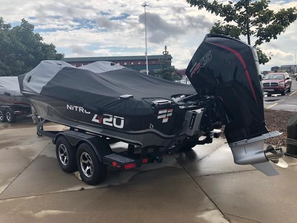 2020 Nitro boat for sale, model of the boat is ZV20 Pro & Image # 1 of 25