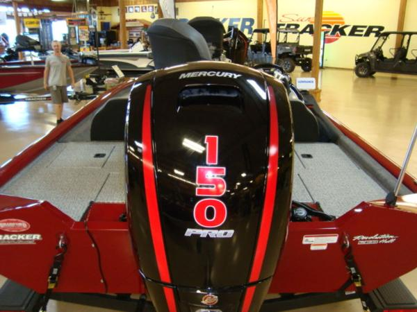 2021 Tracker Boats boat for sale, model of the boat is Pro Team™ 195 TXW Tournament Ed. & Image # 13 of 16