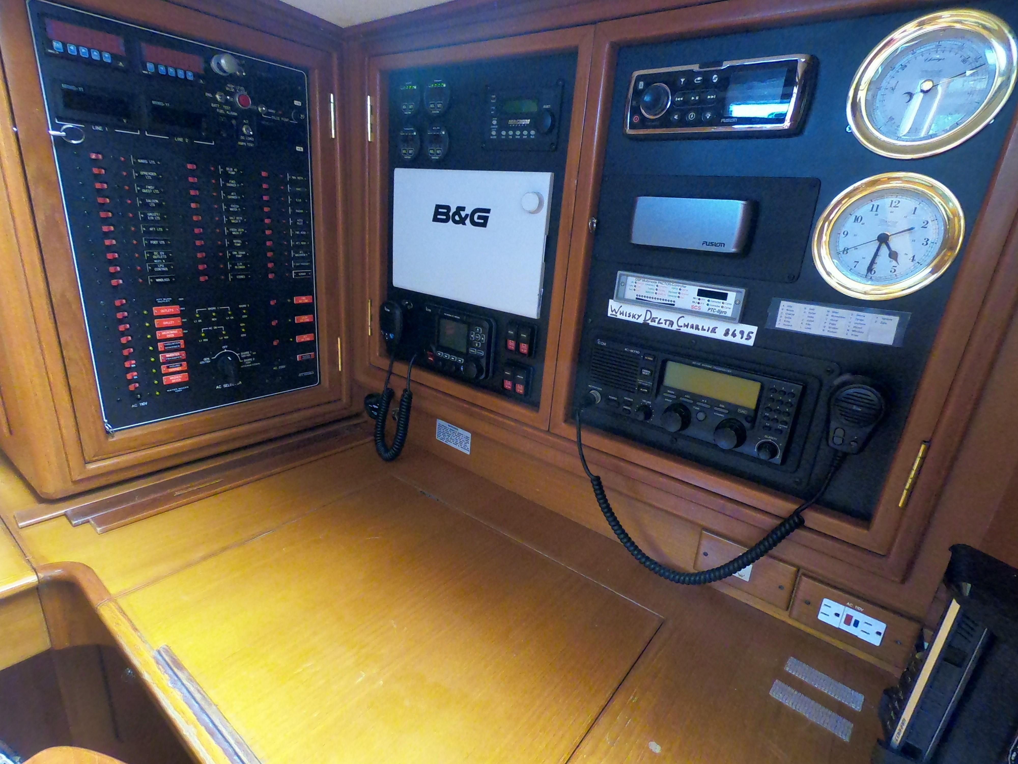 Electrical Panel and Communications