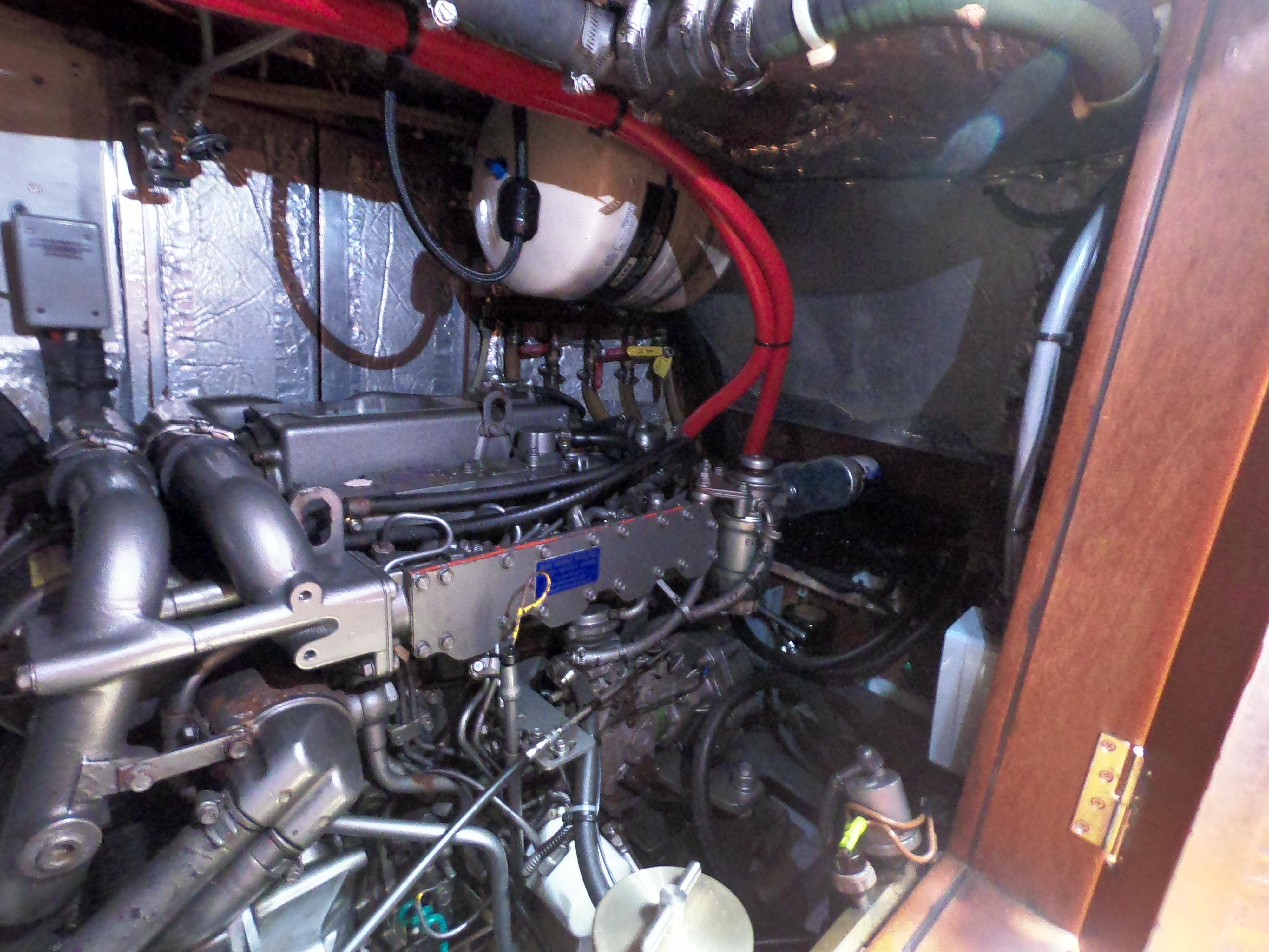 Galley Engine Access