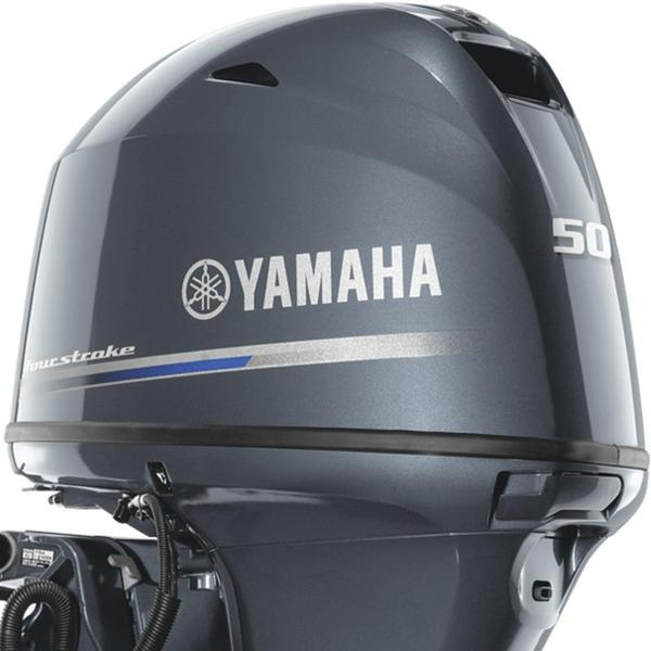 2020 Yamaha Outboards F50LB