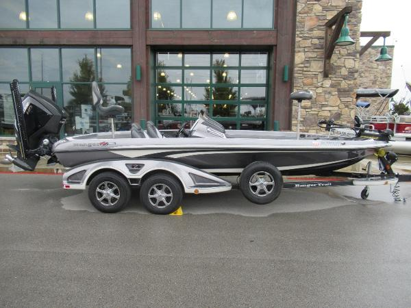 2018 Ranger Boats boat for sale, model of the boat is Z520C & Image # 1 of 6