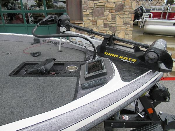 2018 Ranger Boats boat for sale, model of the boat is Z520C & Image # 4 of 6