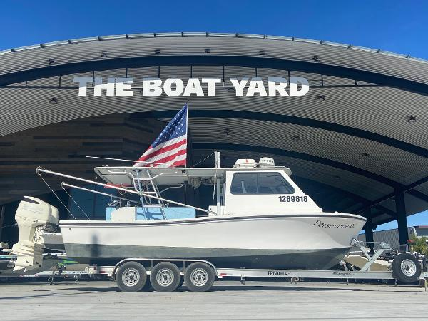 2018 Privateer boat for sale, model of the boat is 2850 Atlantic & Image # 1 of 34
