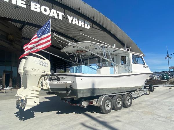 2018 Privateer boat for sale, model of the boat is 2850 Atlantic & Image # 2 of 34