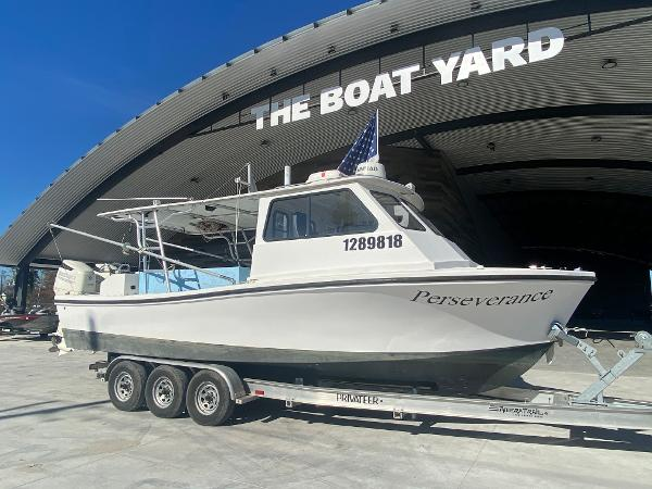 2018 Privateer boat for sale, model of the boat is 2850 Atlantic & Image # 8 of 34