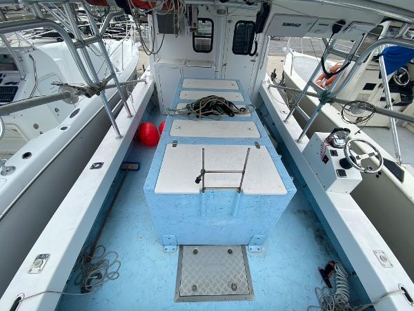 2018 Privateer boat for sale, model of the boat is 2850 Atlantic & Image # 10 of 34
