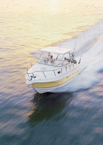 2003 Aquasport 275 Explorer thumbnail