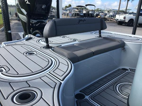 2017 Yellowfin boat for sale, model of the boat is 24 Bay Carbon Elite & Image # 12 of 12