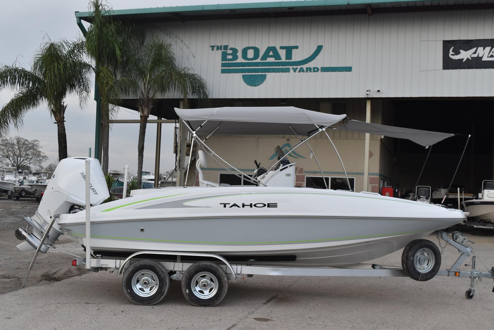 2021 Tahoe boat for sale, model of the boat is 2150cc & Image # 1 of 17