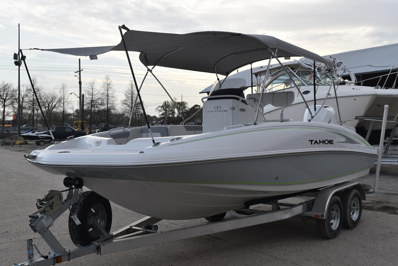 2021 Tahoe boat for sale, model of the boat is 2150cc & Image # 12 of 17