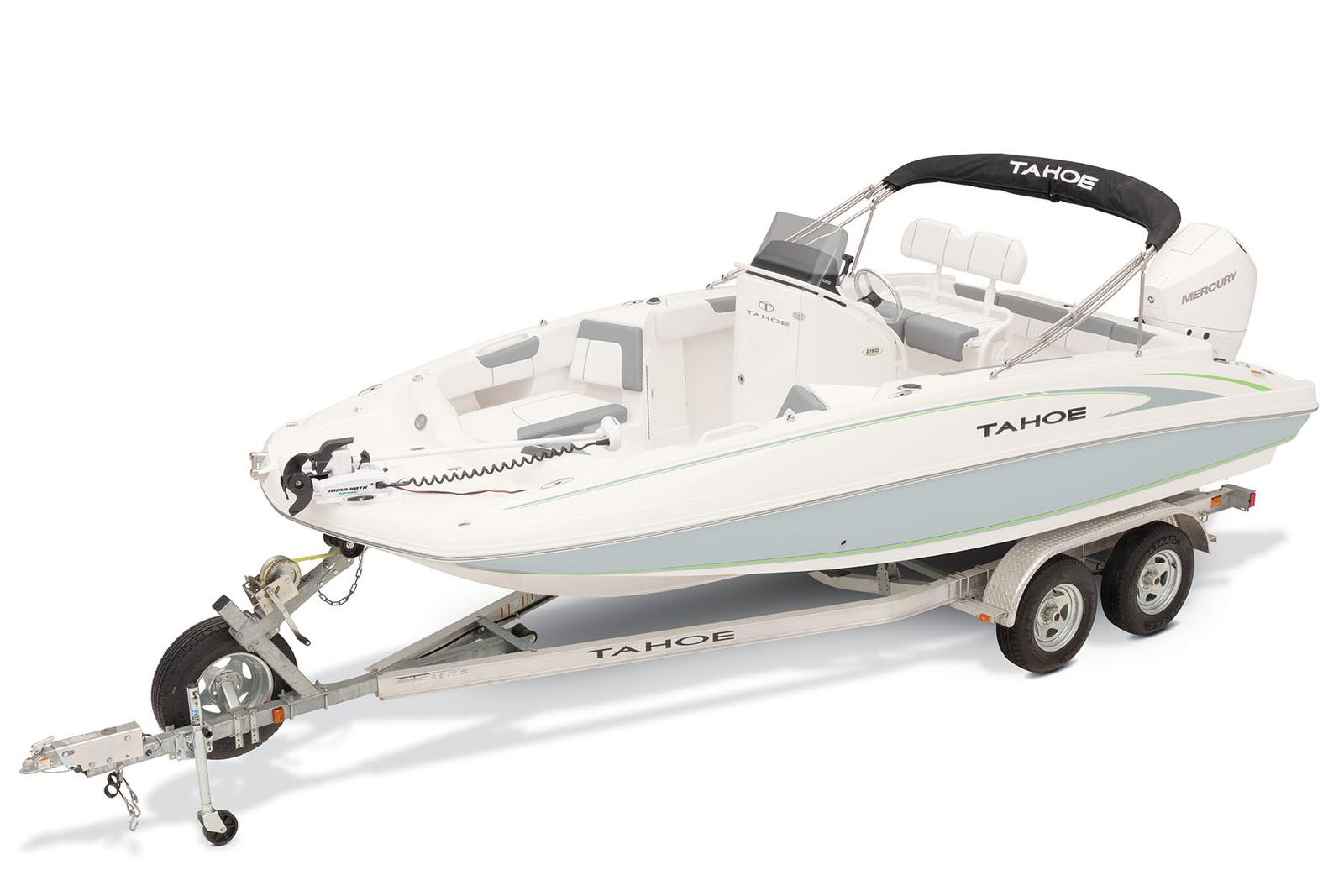 2021 Tahoe boat for sale, model of the boat is 2150cc & Image # 13 of 17