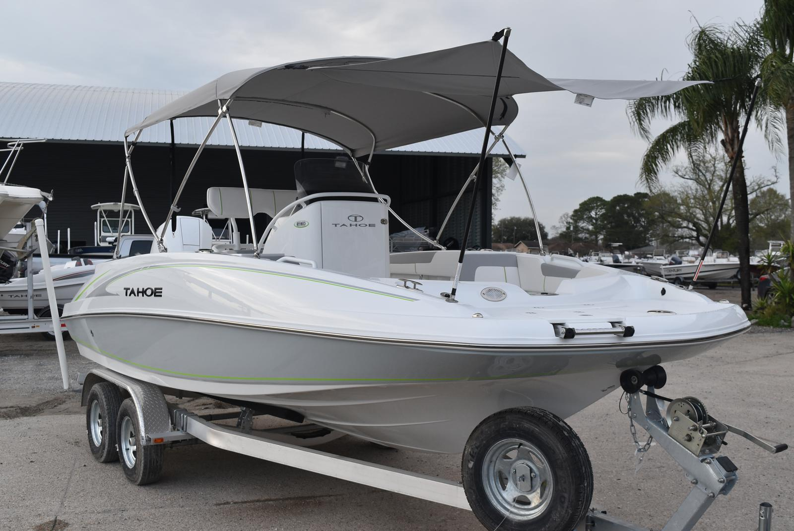 2021 Tahoe boat for sale, model of the boat is 2150cc & Image # 15 of 17