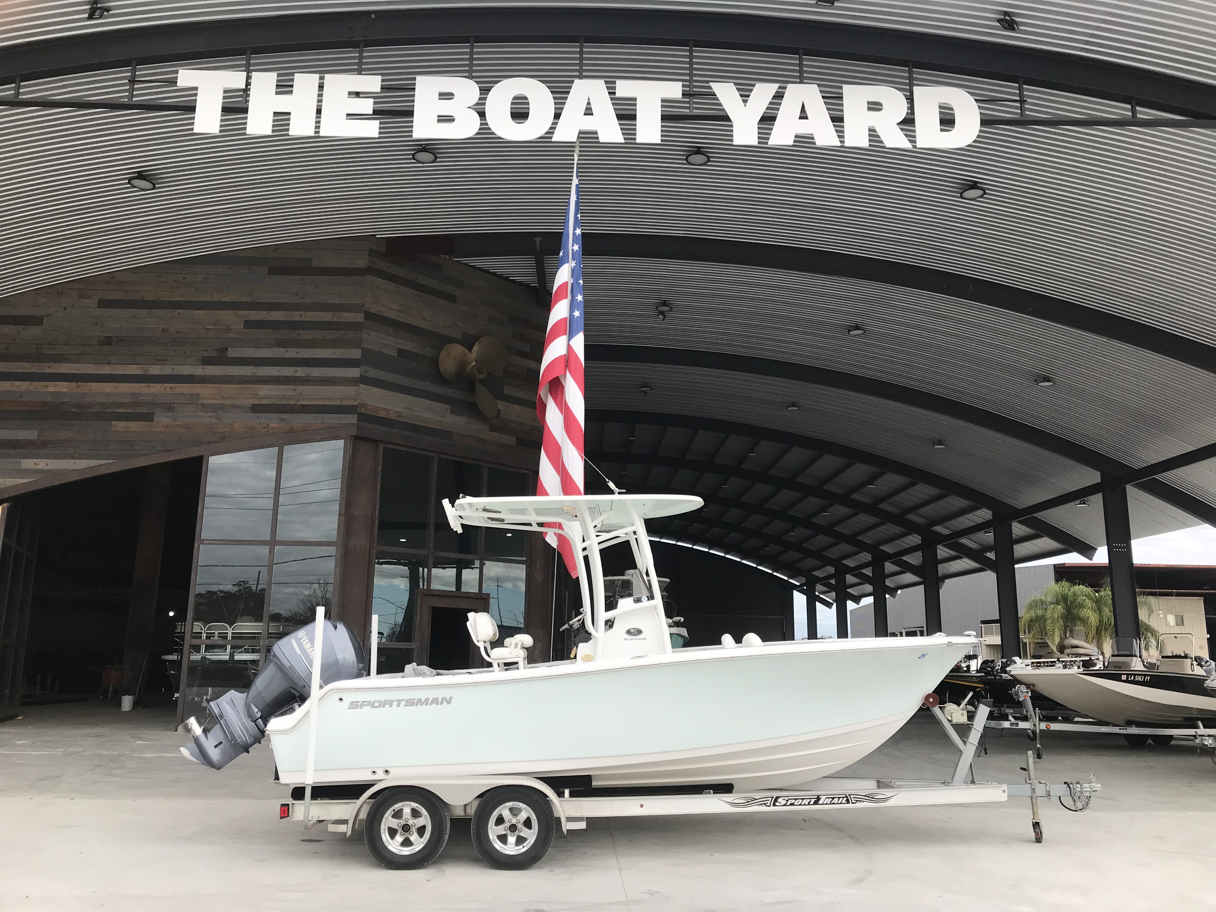2015 Sportsman Boats boat for sale, model of the boat is Heritage 211 Center Console & Image # 1 of 15