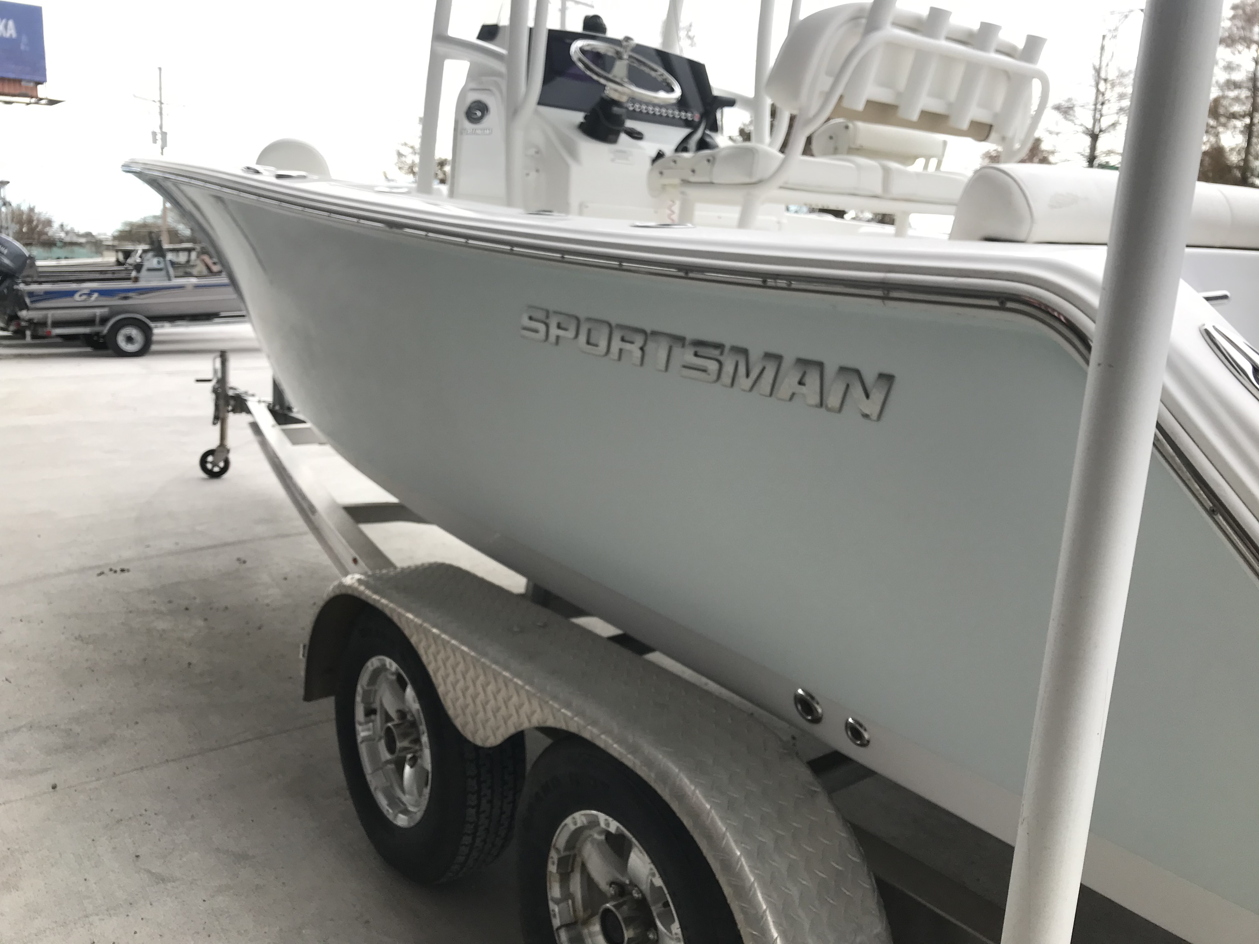 2015 Sportsman Boats boat for sale, model of the boat is Heritage 211 Center Console & Image # 3 of 15