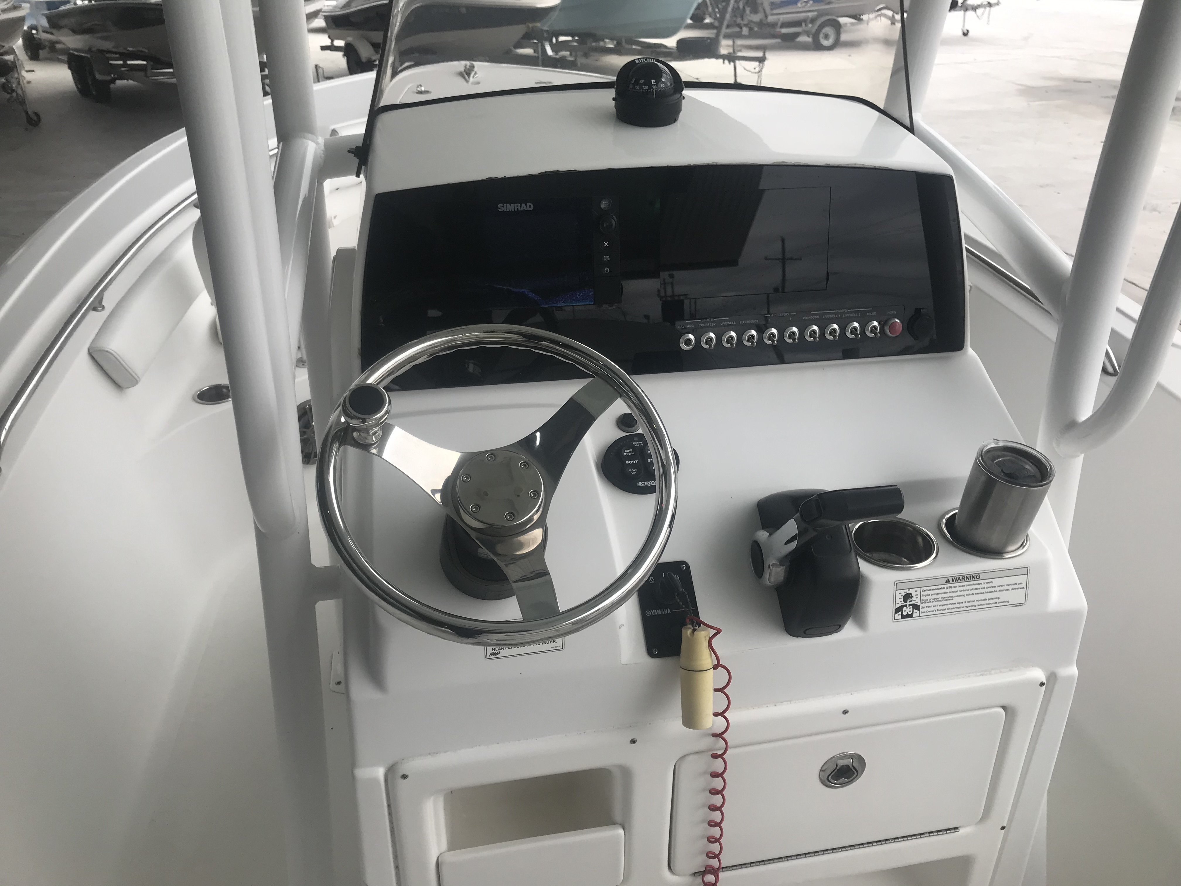 2015 Sportsman Boats boat for sale, model of the boat is Heritage 211 Center Console & Image # 7 of 15