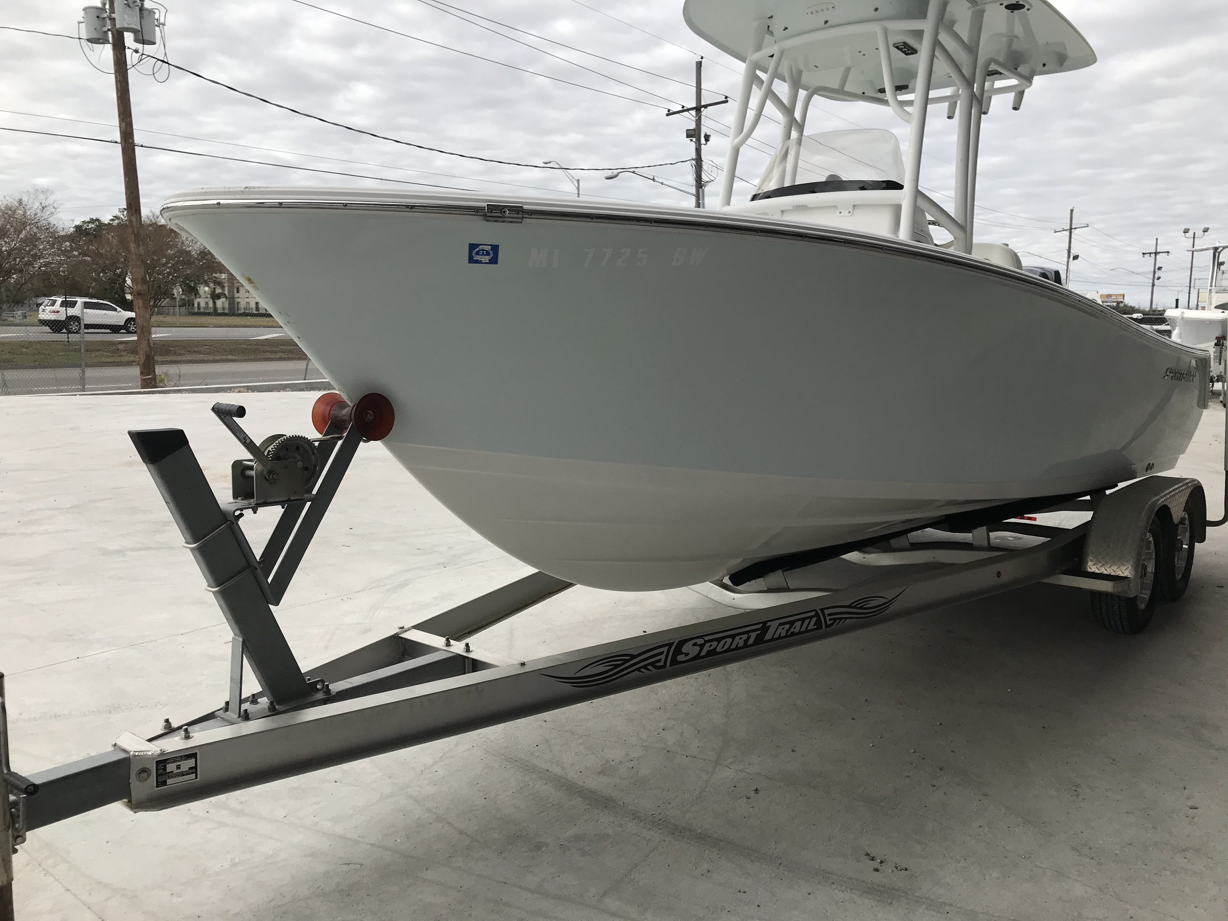 2015 Sportsman Boats boat for sale, model of the boat is Heritage 211 Center Console & Image # 5 of 15