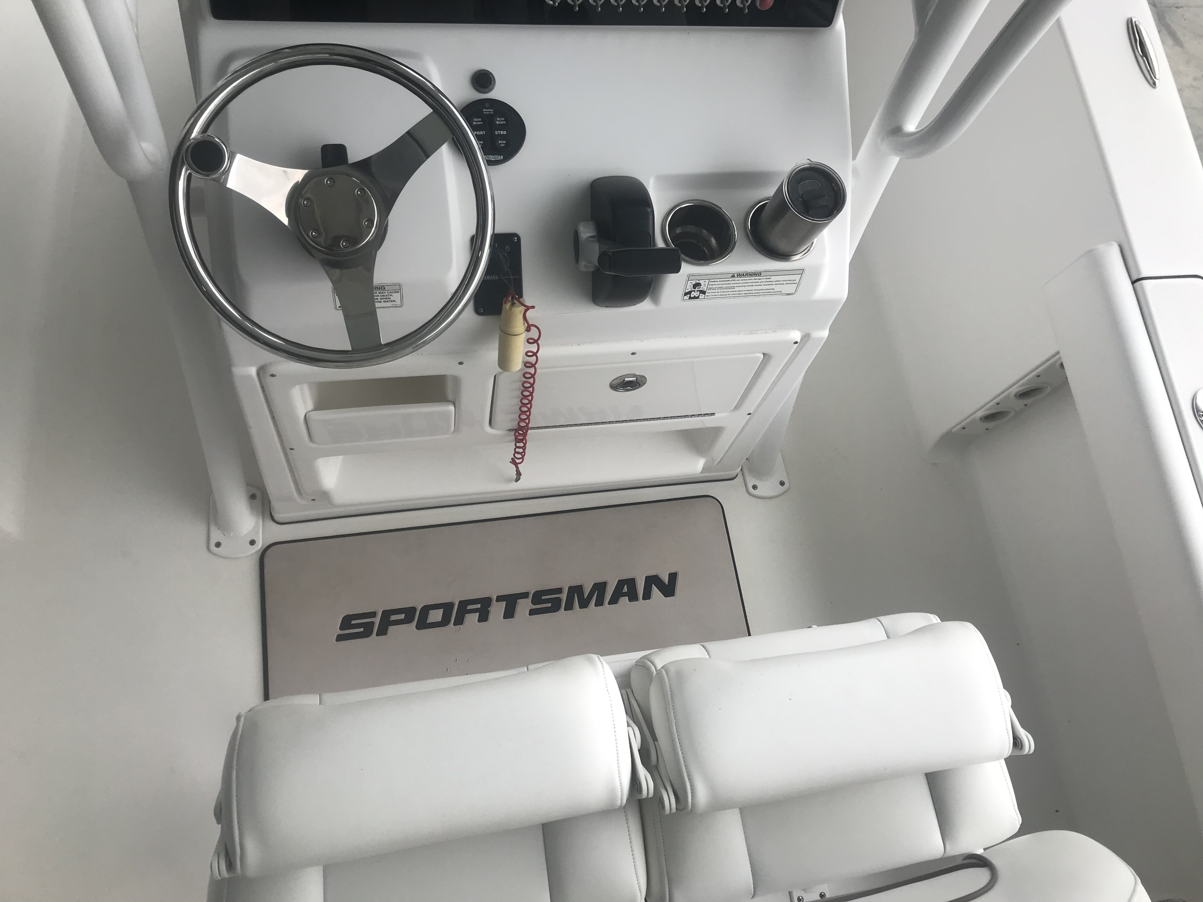2015 Sportsman Boats boat for sale, model of the boat is Heritage 211 Center Console & Image # 8 of 15