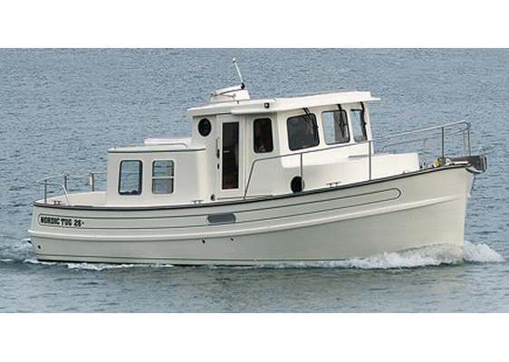 2009 Nordic Tugs 26