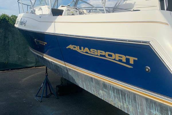 2004 Aquasport 250 Explorer