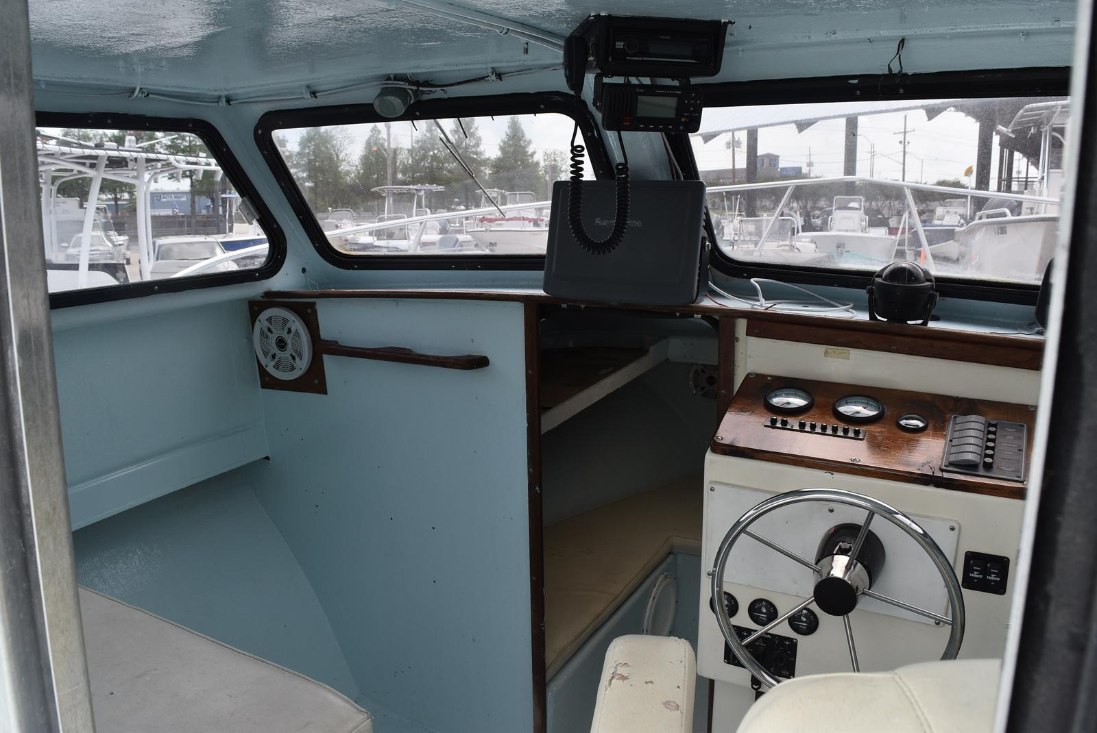 1991 Downeaster boat for sale, model of the boat is 25 & Image # 12 of 22