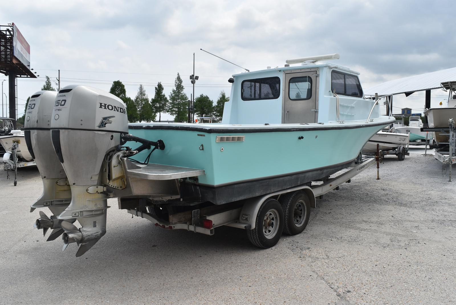 1991 Downeaster boat for sale, model of the boat is 25 & Image # 7 of 22