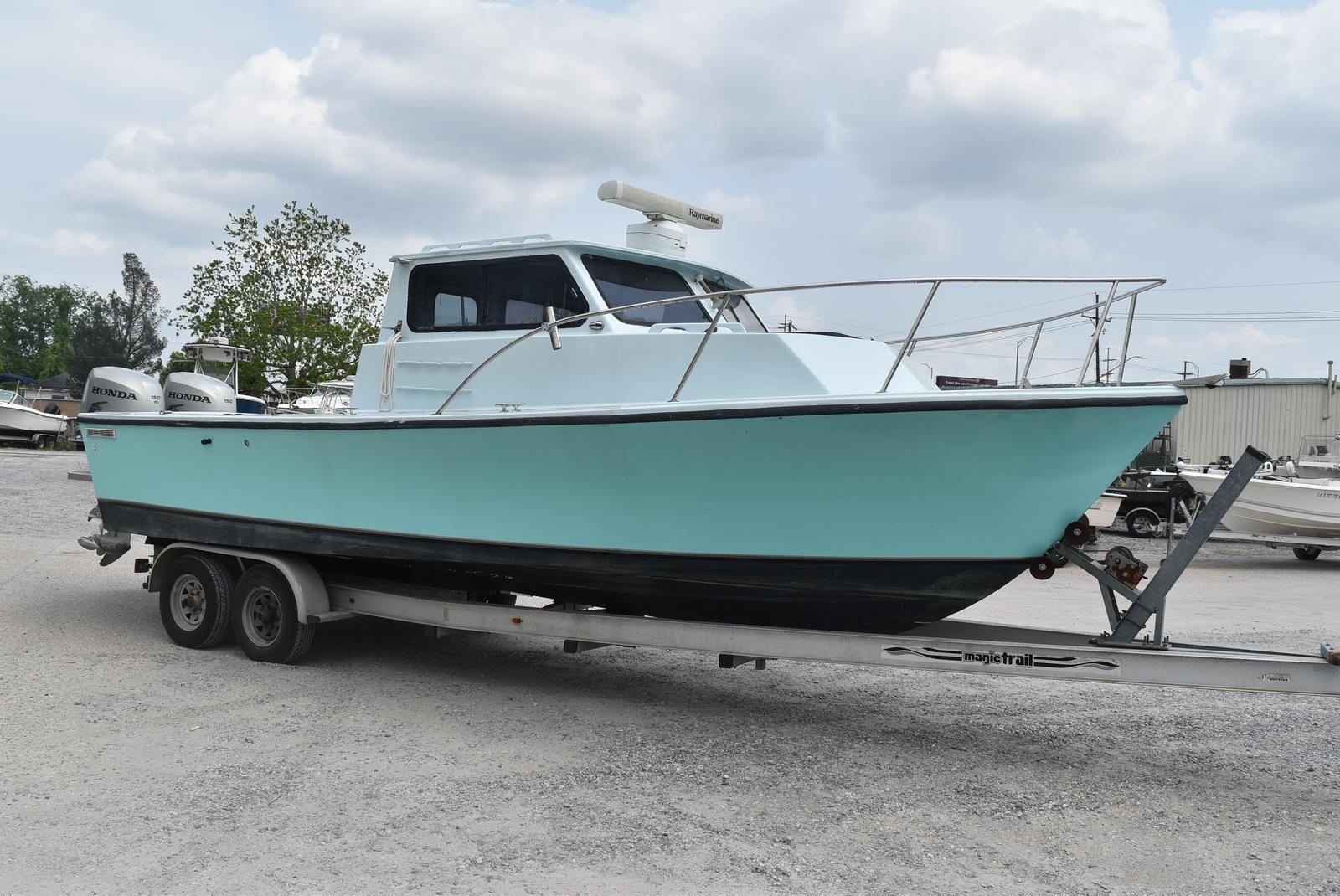 1991 Downeaster boat for sale, model of the boat is 25 & Image # 9 of 22