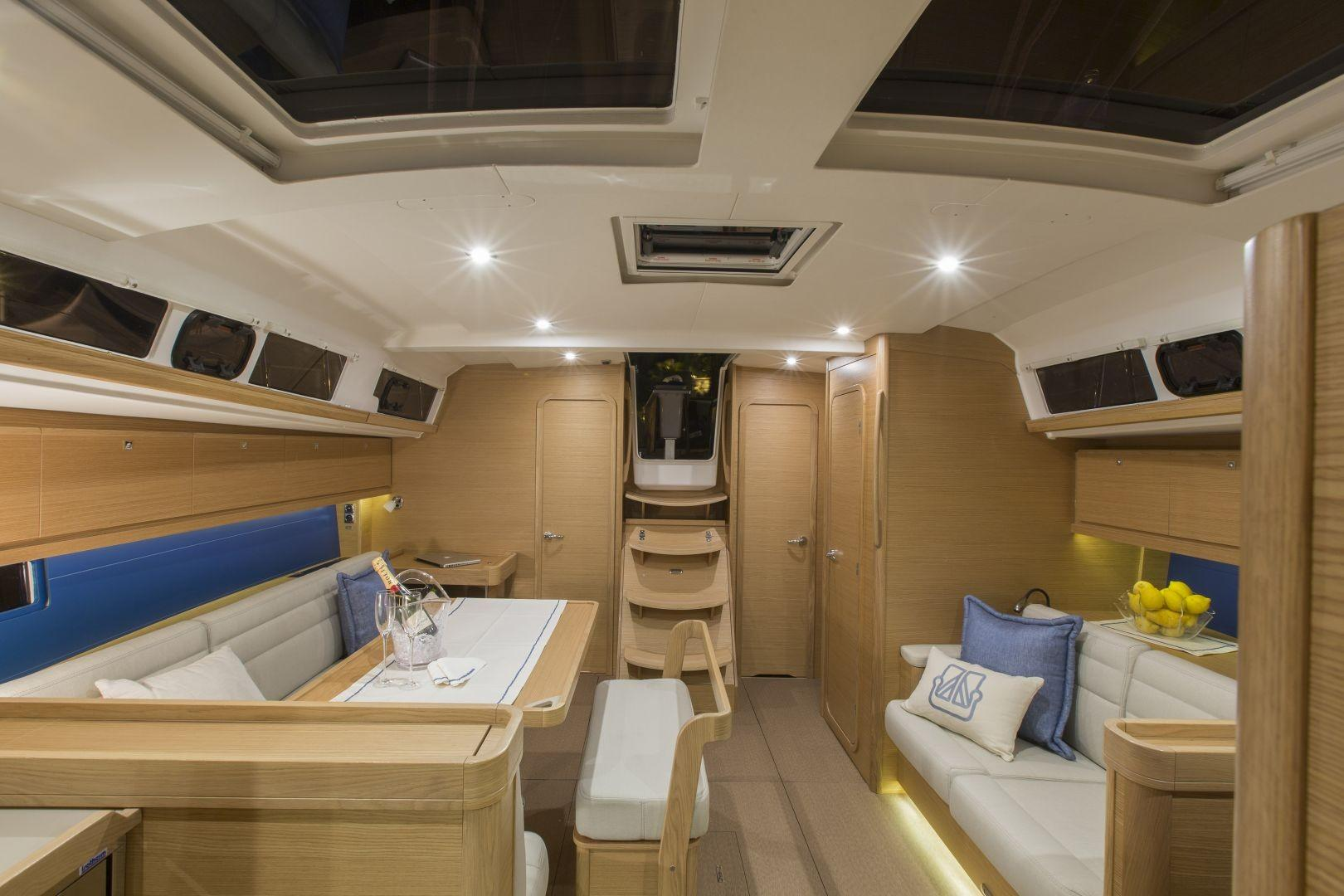 Manufacturer Provided Image: Dufour 460 Grand Large Interior