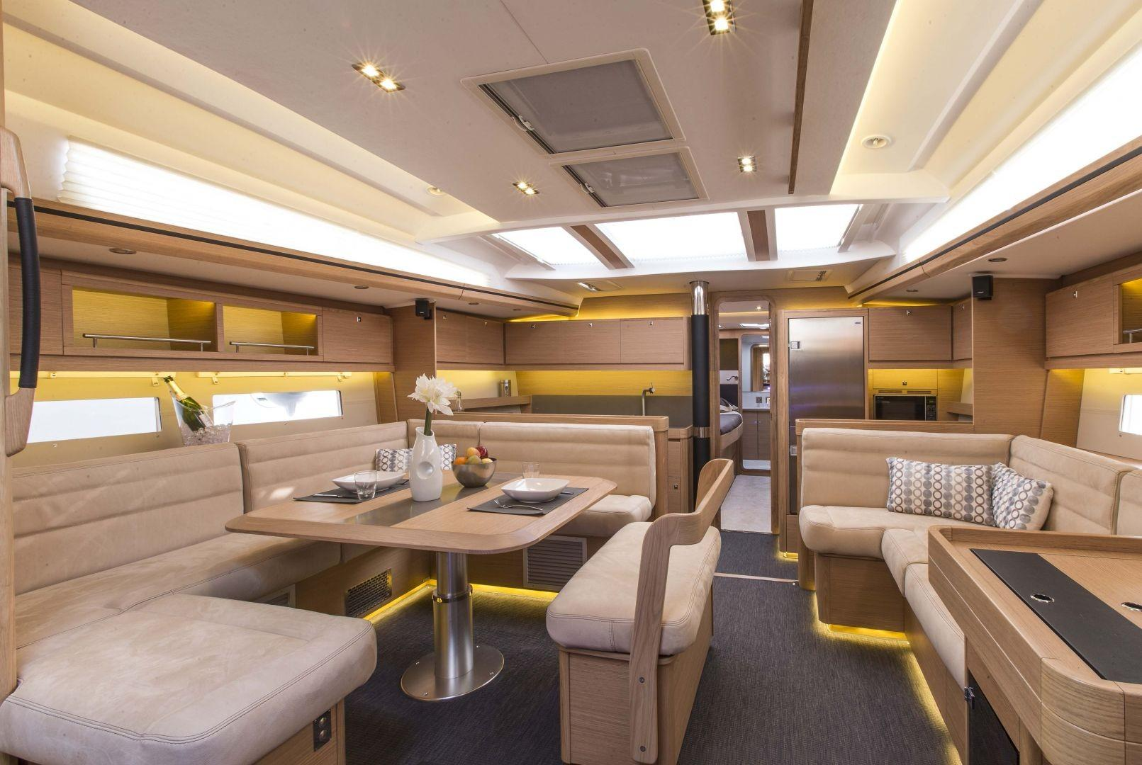 Manufacturer Provided Image: Dufour Exclusive 56 Interior