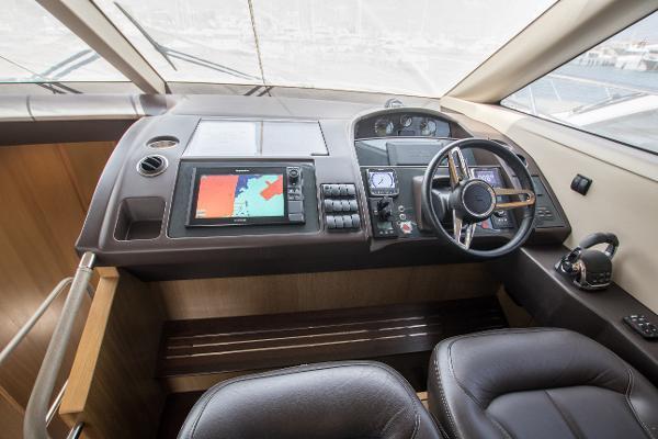 Princess Motor Yacht Sales - Used Princess 56
