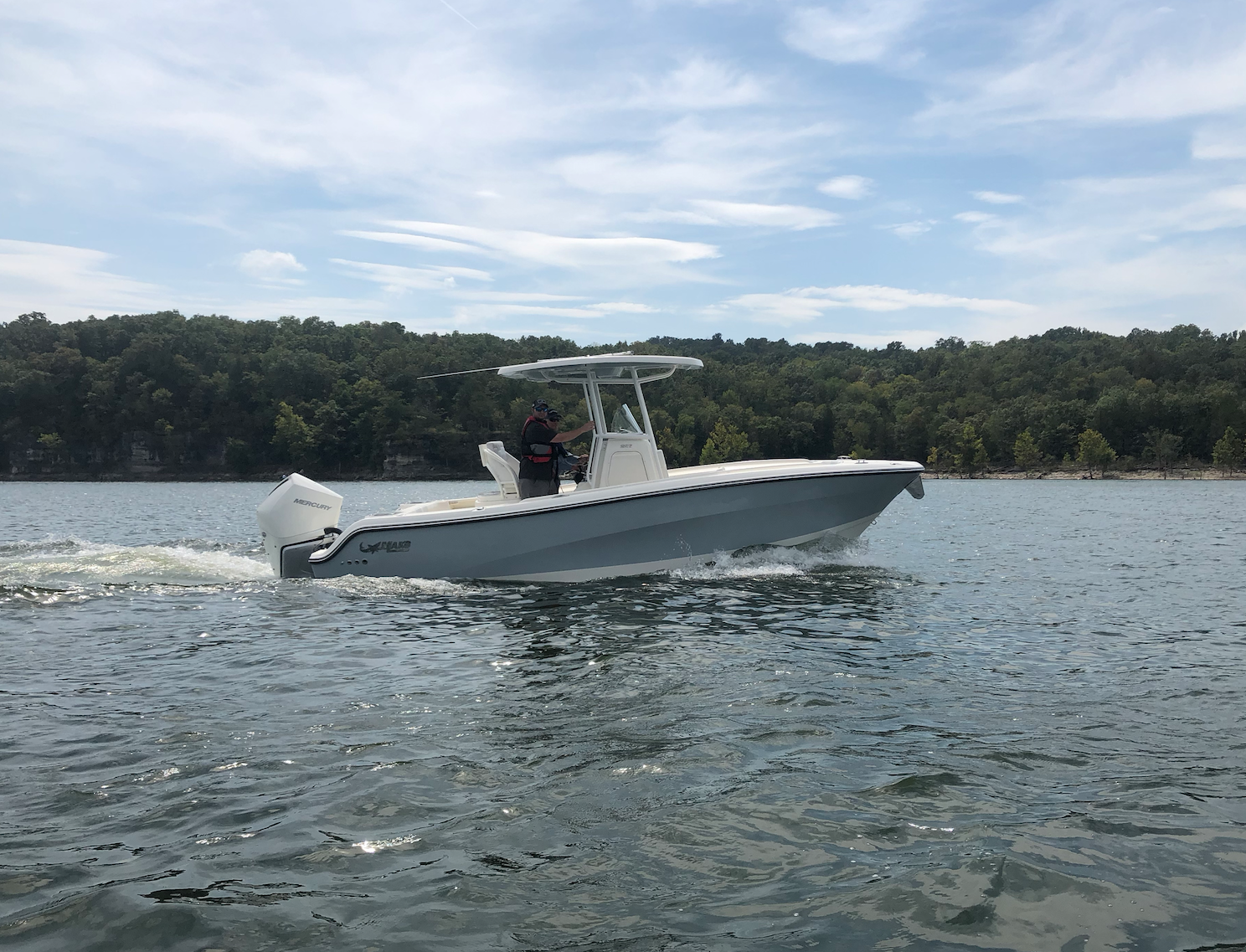 2021 Mako boat for sale, model of the boat is 236 CC & Image # 4 of 6