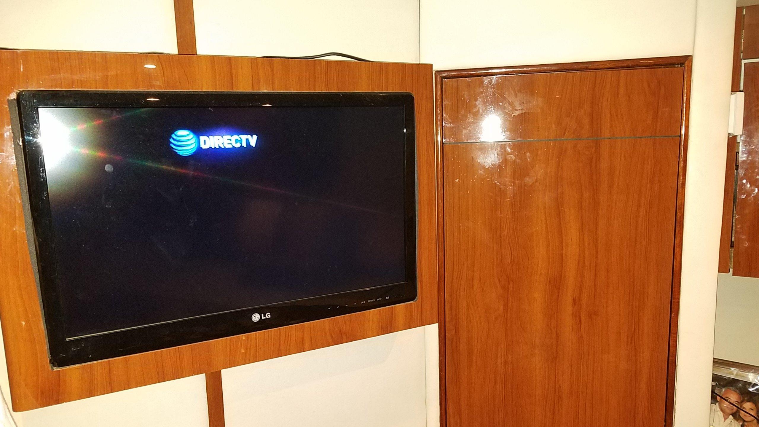 Guest Flat TV