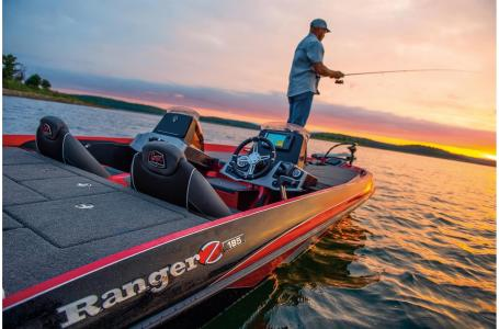 2020 Ranger Boats boat for sale, model of the boat is Z185 w/ 150L Pro XS 4S & Image # 20 of 49
