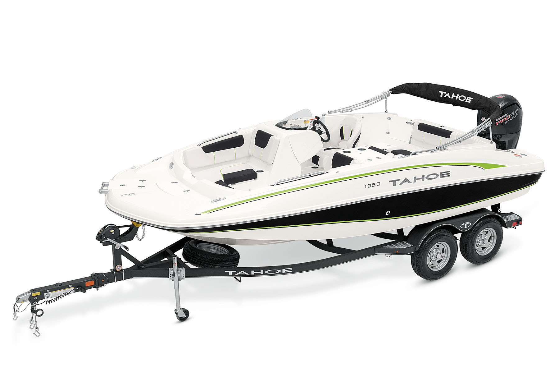 2022 Tahoe boat for sale, model of the boat is 1950 175HP PXS & Image # 6 of 11