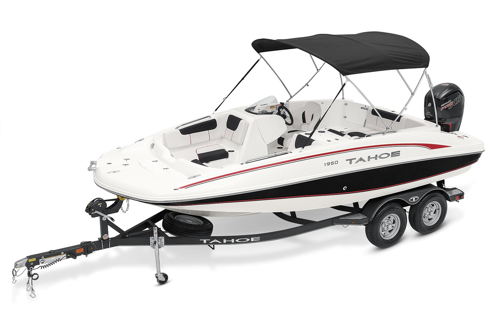 2022 Tahoe boat for sale, model of the boat is 1950 175HP PXS & Image # 3 of 11