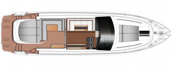 Princess Motor Yacht Sales - Used Princess V57