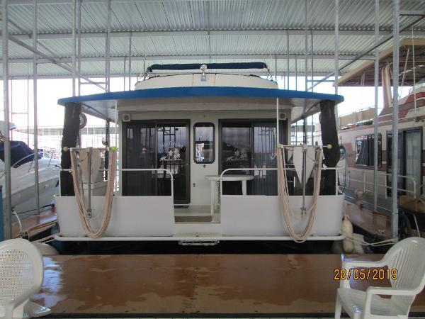 1999 BOATEL HOUSEBOATS 55x13 Houseboat