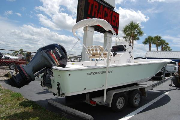 2017 Sportsman Boats boat for sale, model of the boat is Masters 227 & Image # 3 of 11