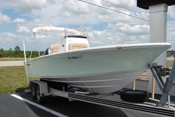 2017 Sportsman Boats boat for sale, model of the boat is Masters 227 & Image # 2 of 11
