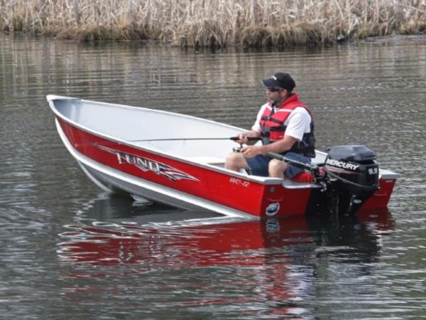 2018 Mercury Marine® boat for sale, model of the boat is 9.9 HP & Image # 5 of 5