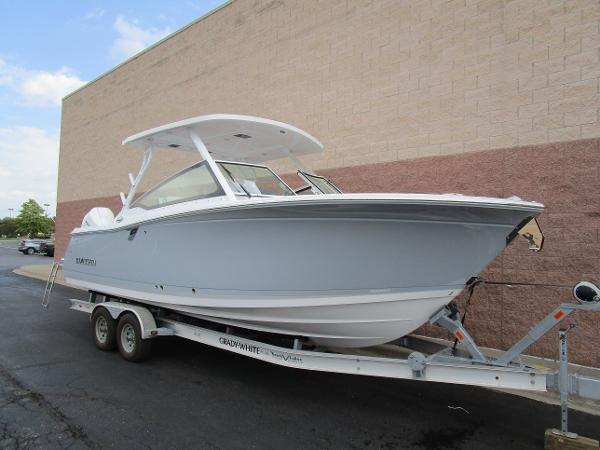 2021 Blackfin boat for sale, model of the boat is 272 DC & Image # 3 of 57