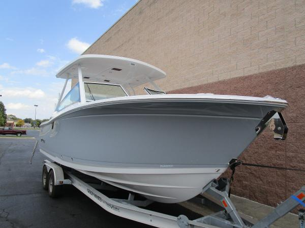 2021 Blackfin boat for sale, model of the boat is 272 DC & Image # 5 of 57