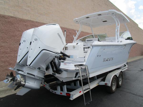 2021 Blackfin boat for sale, model of the boat is 272 DC & Image # 6 of 57
