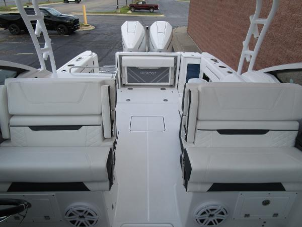 2021 Blackfin boat for sale, model of the boat is 272 DC & Image # 46 of 57