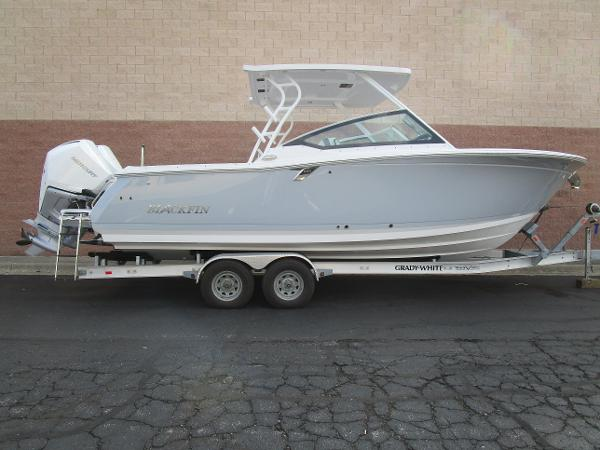2021 Blackfin boat for sale, model of the boat is 272 DC & Image # 56 of 57